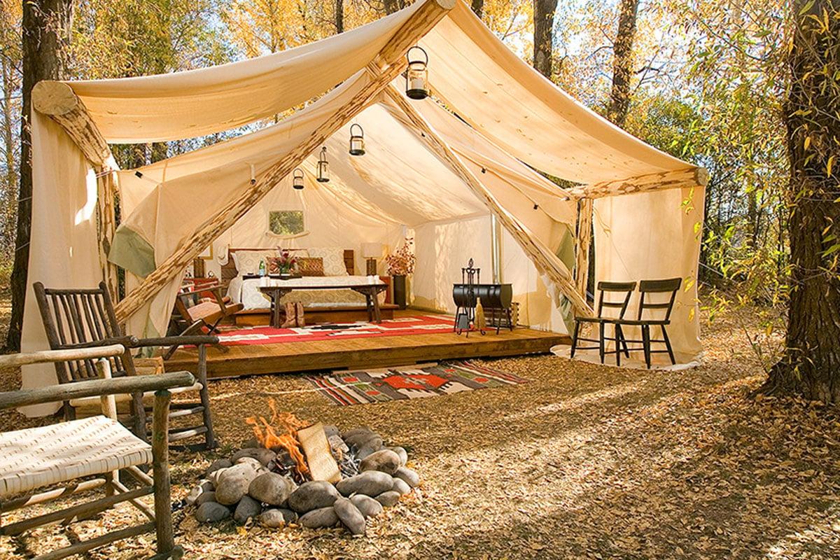 glamping-campeggio