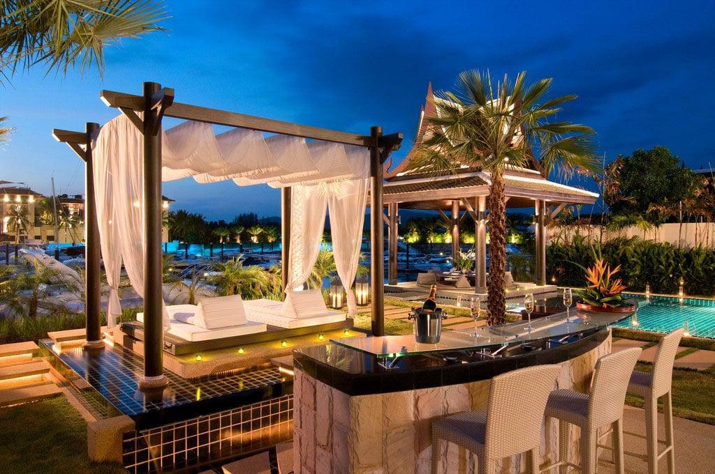 Tende da esterni balconi giardini e terrazzi for Terrazzi arredamento da esterni