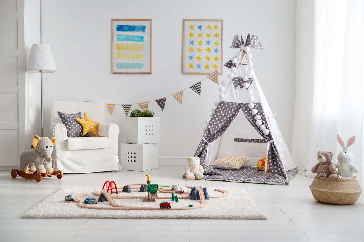 Plafoniere Camerette Bambini : Lampade per la cameretta dei bambini