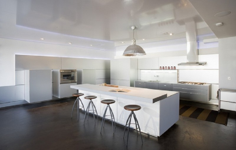 Pavimenti Per Soggiorno E Cucina : Pavimento migliore per la cucina