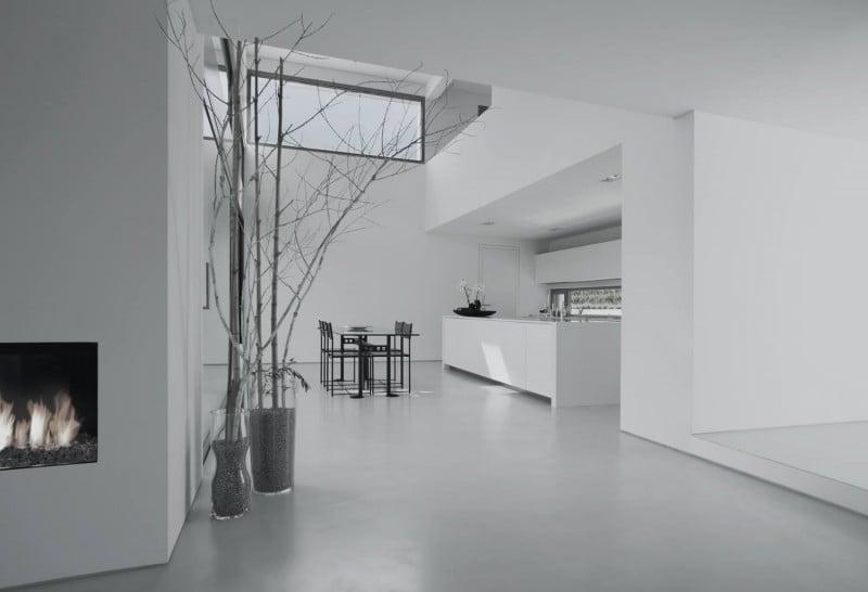Pavimento cemento ecologico - Pavimenti interni in cemento ...