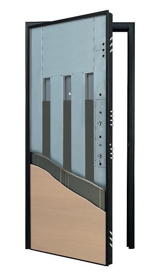 porta blindata Alias 1