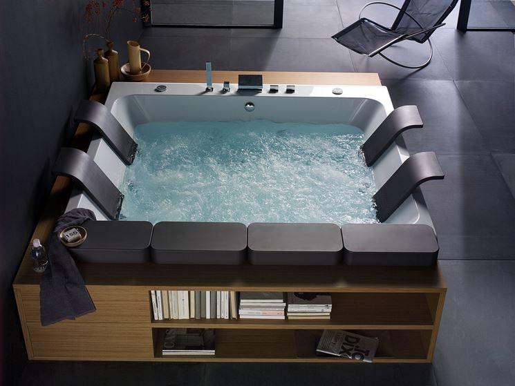 Galleria foto - Vasche da bagno di grandi dimensioni Foto 2