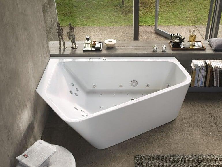 Vasca Da Bagno Angolare Chiusa : Vasche da bagno di piccole dimensioni