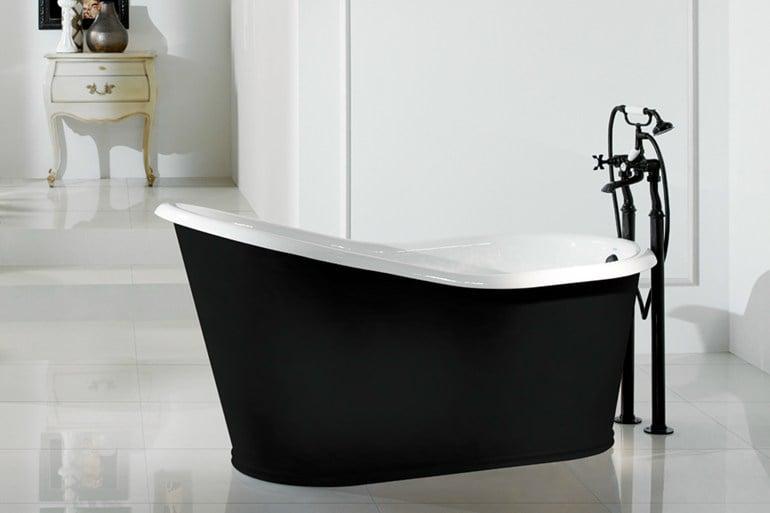 Vasche Da Bagno Moderne Piccole : Galleria foto vasche da bagno moderne e di piccole dimensioni foto