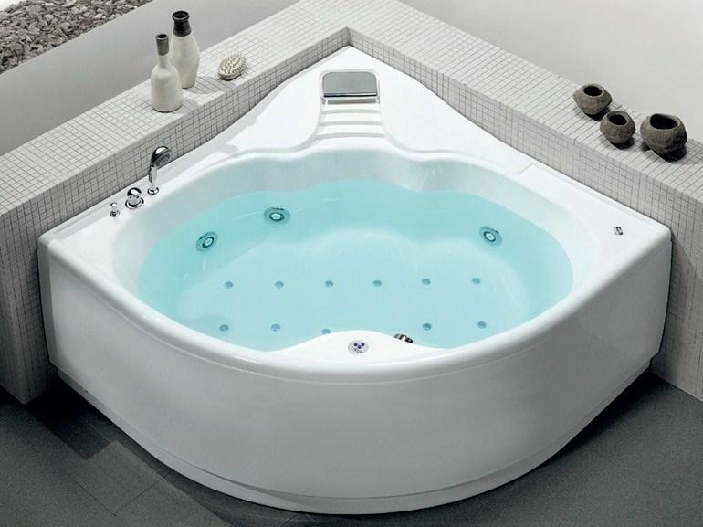 Vasca Da Bagno Piccola Dimensioni : Galleria foto vasche da bagno moderne e di piccole dimensioni