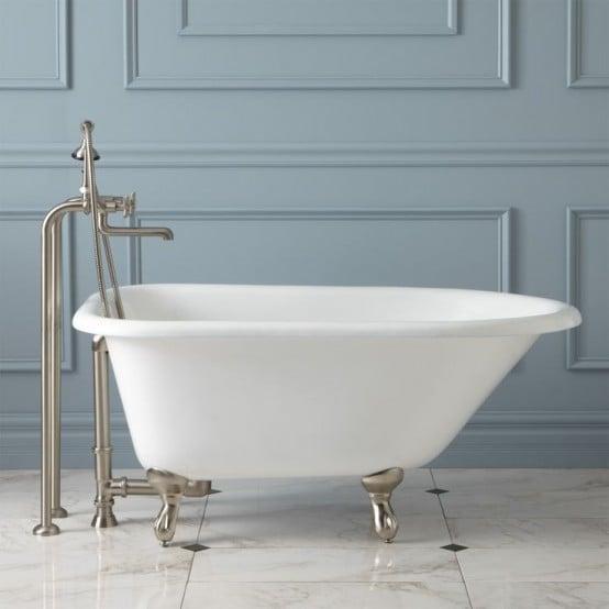 Galleria foto - Vasche da bagno moderne e di piccole dimensioni Foto 19
