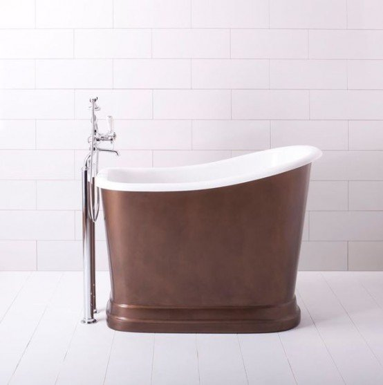Galleria foto - Vasche da bagno moderne e di piccole dimensioni Foto 25