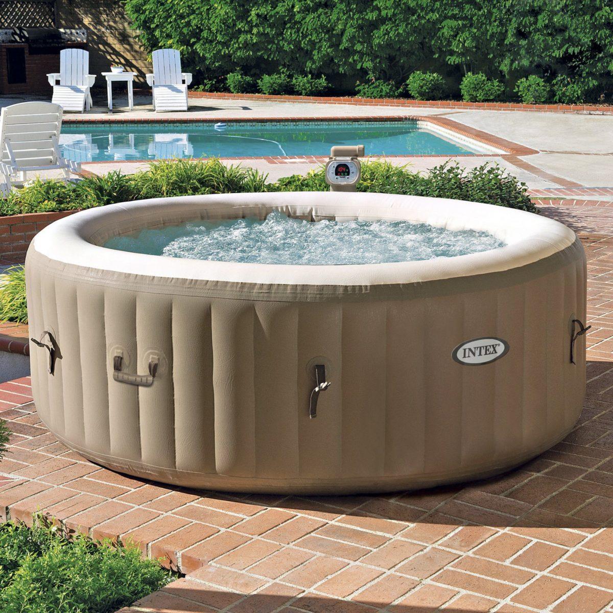 Vasche idromassaggio da esterno for Salottini da esterno offerte