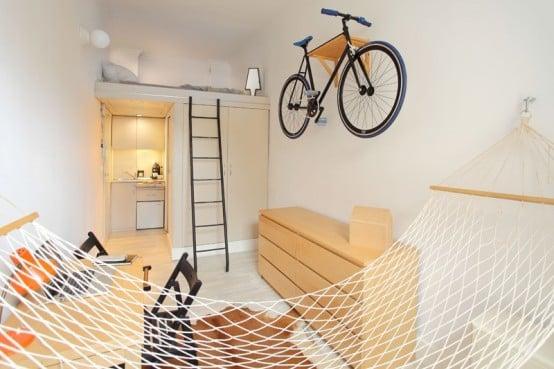Galleria foto - Arredare un appartamento di 13 mq Foto 1
