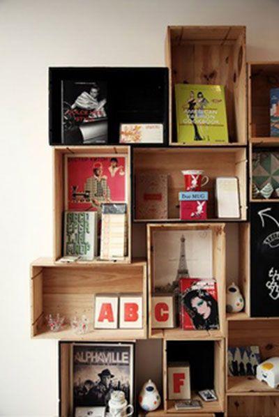 Galleria foto - Come costruire mobili fai da te Foto 79