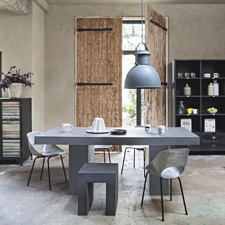Rivestimenti e pavimenti in stile industriale for Cucine maison du monde