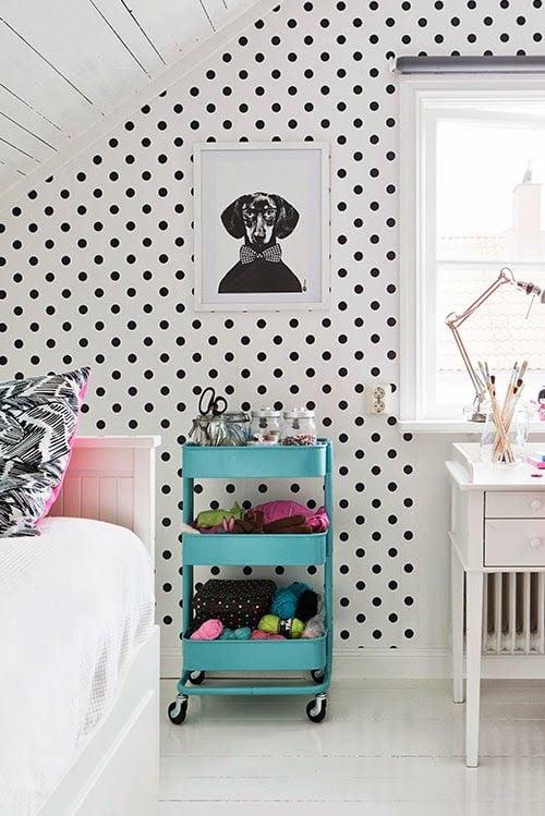 40 idee per riutilizzare il carrello IKEA Raskog