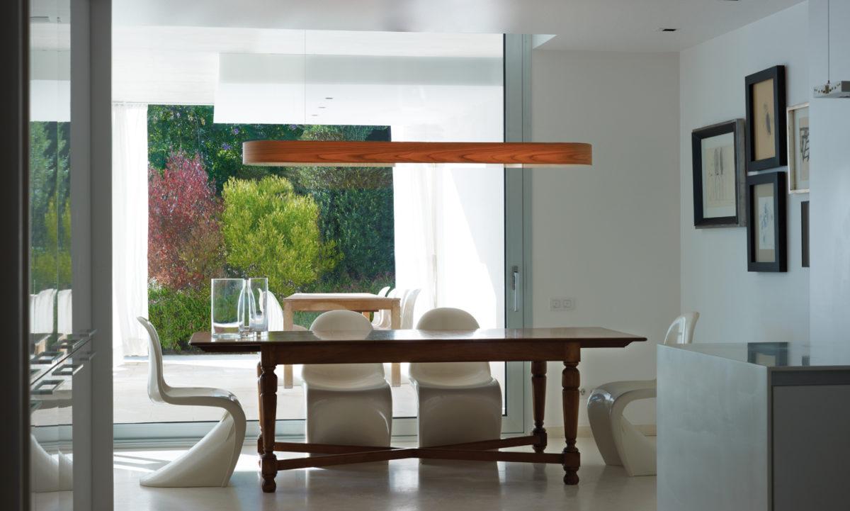 Lampade Sopra Tavolo Da Pranzo arredare casa con le più belle lampade a sospensione