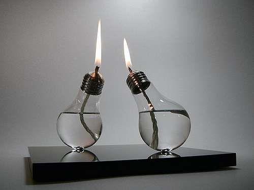 candele-lampadine