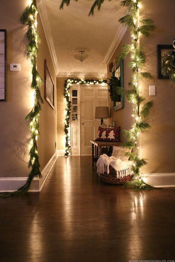 corridoio-decorazioni-natalizie