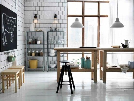Libreria Da Ufficio Ikea : 30 idee per utilizzare lo scaffale hyllis ikea