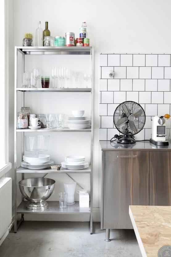 Scaffali Dispensa Ikea.30 Idee Per Utilizzare Lo Scaffale Hyllis Ikea