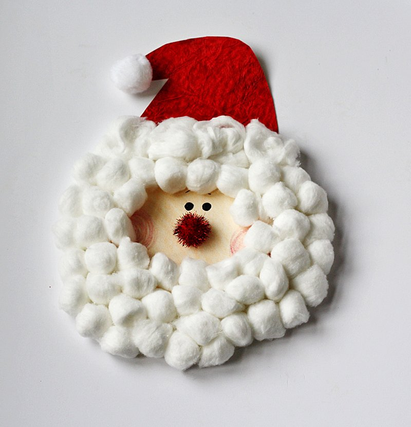 Lavoretti Di Natale Scuola Primaria Decoupage.Lavoretti Di Natale