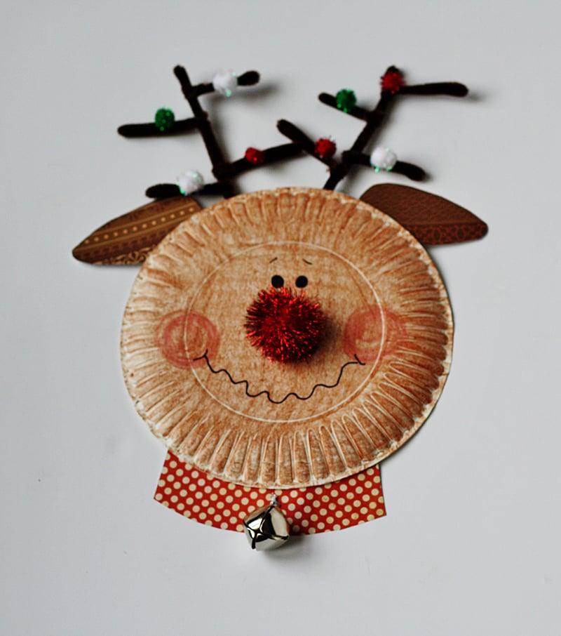renna-piatto-lavoretti-bambini