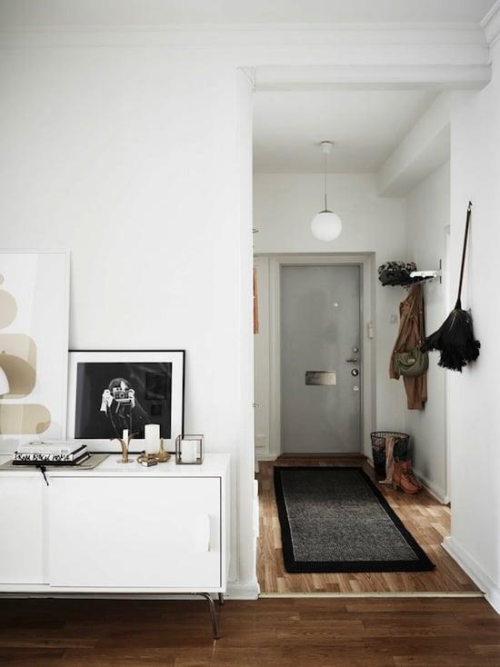 Come arredare corridoio - Specchi da arredo moderni ...