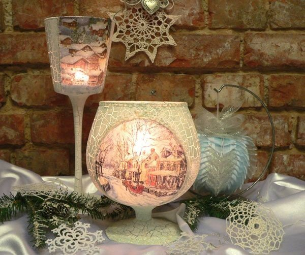 porta-candele-natalizie-decoupage-600×502