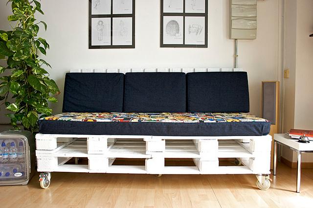 Galleria foto - Come costruire mobili fai da te Foto 25