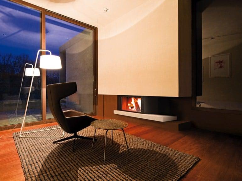 Galleria foto - Camini dal design moderno Foto 30
