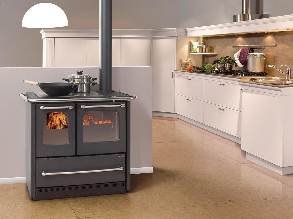 Cucina a legna - Cucina a legna nordica prezzi ...