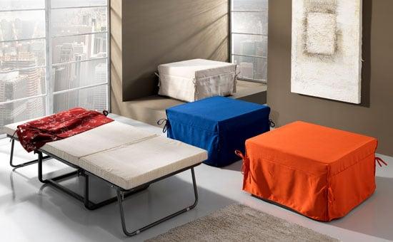 Pouf letto for Letto contenitore mercatone uno prezzi