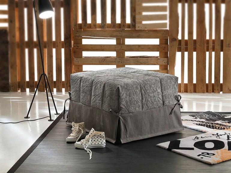 Pouf letto - Parti di un letto ...