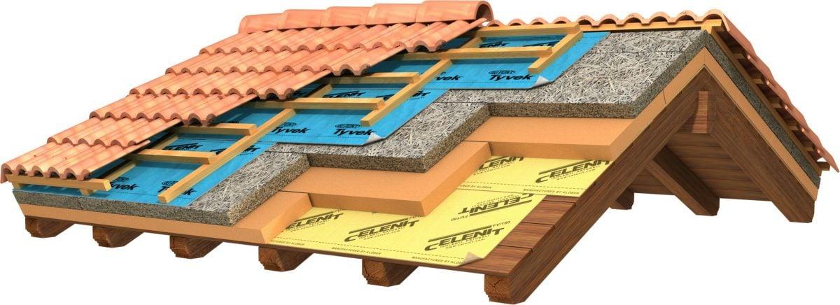 Tetto ventilato schema e costo for Pannelli in legno lamellare prezzi