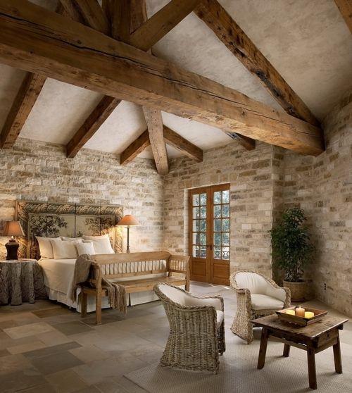 Camera Da Letto Travi A Vista : Camere da letto con travi a vista