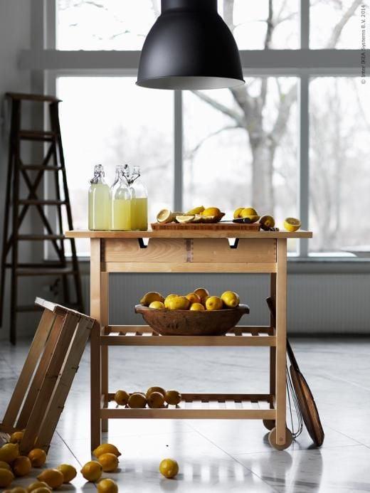 Carrello IKEA FORHOJA