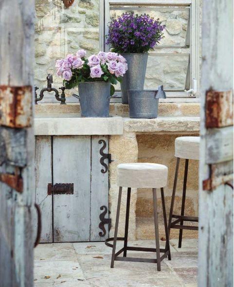 Arredamento stile provenzale for Accessori arredo casa