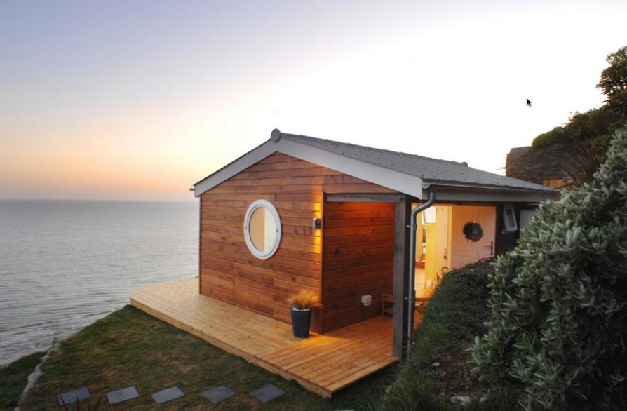 Cottage inglese for Piani di cottage di lusso