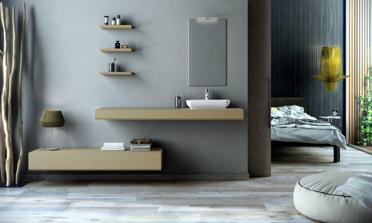 Mobili bagno collezione making di fiora - Salone del bagno ...