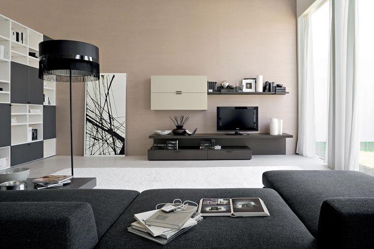 Colori pareti soggiorno dal classico al moderno
