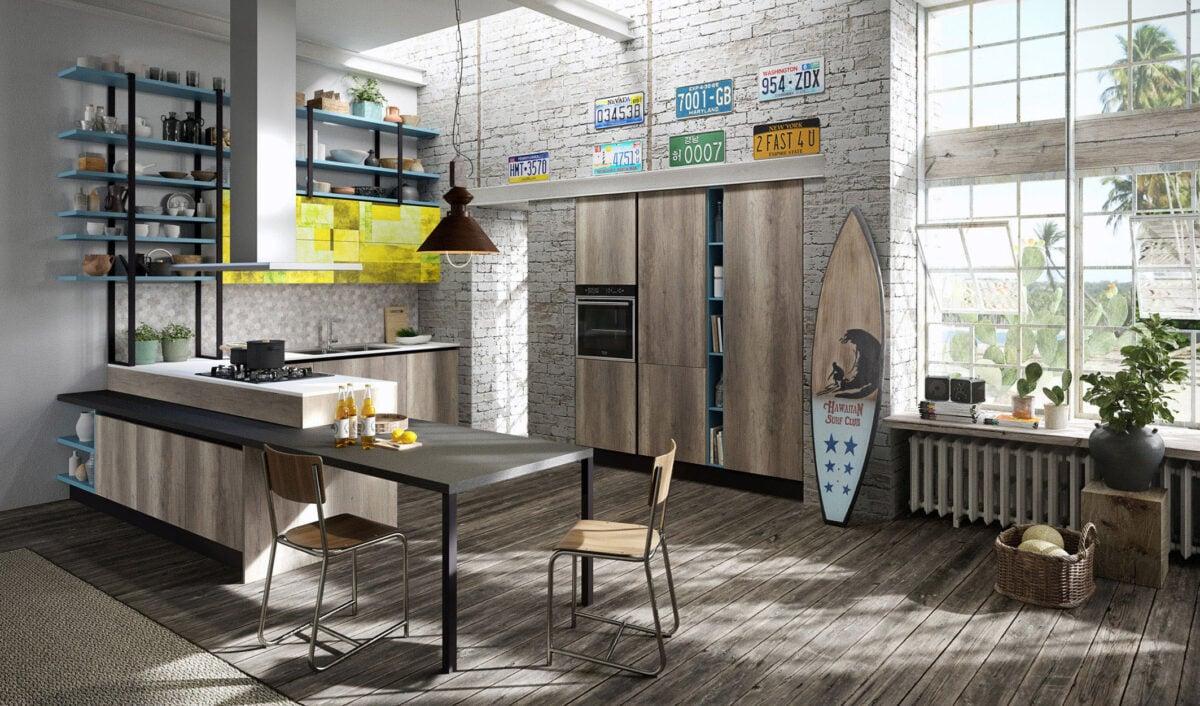 Aran cucine catalogo for Aziende design arredamento