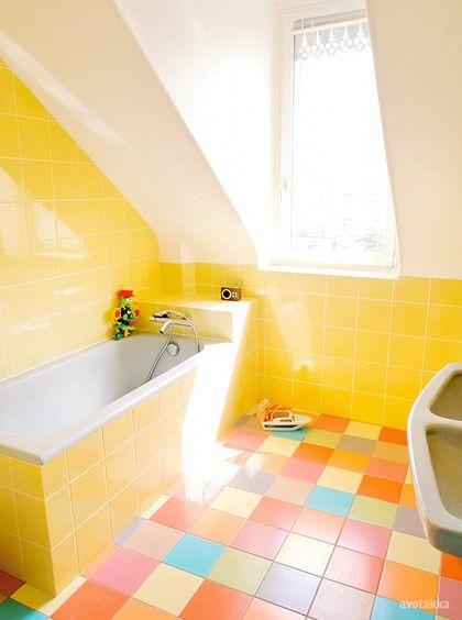 Galleria foto - Color giallo abbinamenti arredo Foto 44