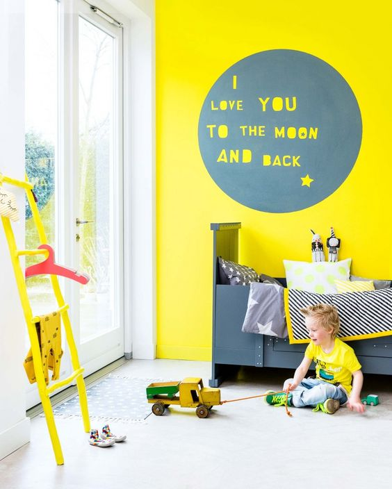 Galleria foto - Color giallo abbinamenti arredo Foto 56