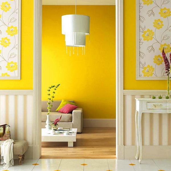 Galleria foto - Color giallo abbinamenti arredo Foto 68