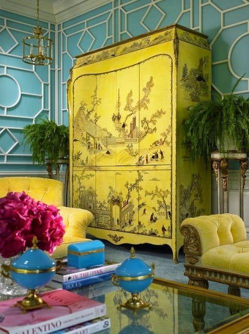 Galleria foto - Color giallo abbinamenti arredo Foto 33