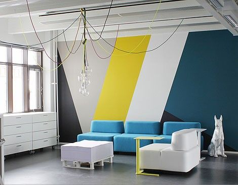 Galleria foto - Color giallo abbinamenti arredo Foto 27