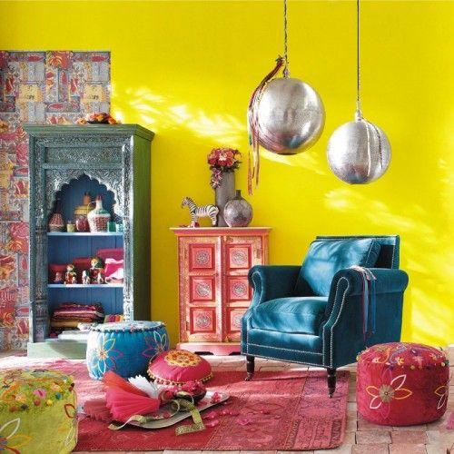 Galleria foto - Color giallo abbinamenti arredo Foto 53