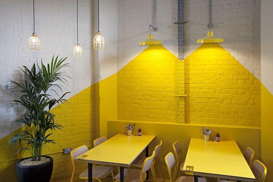 Galleria foto - Color giallo abbinamenti arredo Foto 42