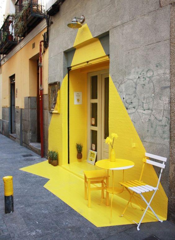 Galleria foto - Color giallo abbinamenti arredo Foto 3