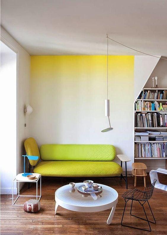 Galleria foto - Color giallo abbinamenti arredo Foto 54