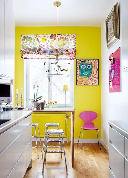 parete-cucina-giallo
