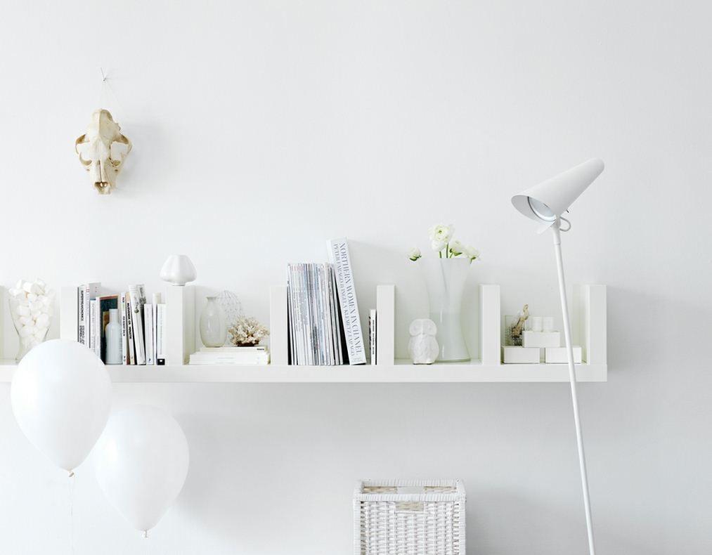 Ikea Mensole Bianche.33 Idee Per Utilizzare Mensole Ikea Lack